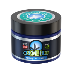 Blue Moon Hemp CBD Salve Eucalyptus