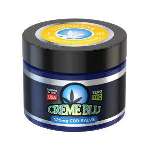 Blue Moon Hemp CBD Salve Citrus
