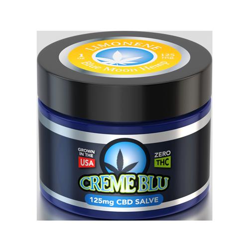 Blue Moon Hemp CBD Salve Citrus