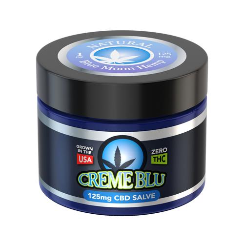 Blue Moon Hemp CBD Salve Natural