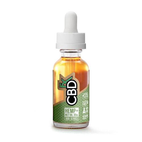 CBDfx CBD Oil Full Spectrum 30ml MCT oil. Certified organic hemp CBD for sale. Buy CBD oil online USA.