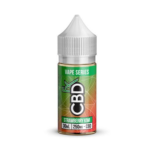 CBDfx-Strawberry-Kiwi-CBD-Vape-Juice-250mg. Hemp CBD tincture for sale. Buy cbd tincture online. Hemp CBD for sale USA.
