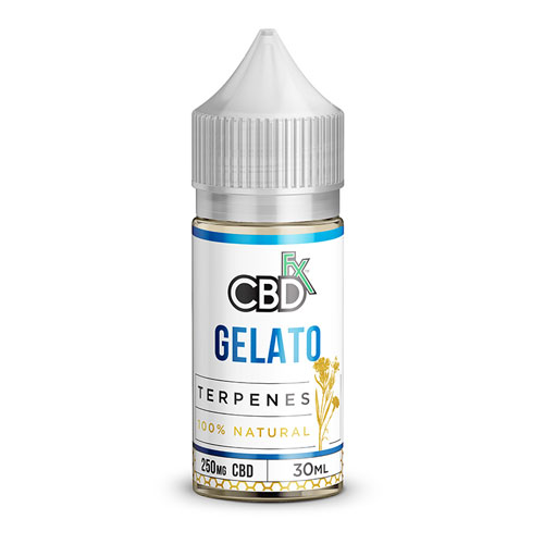 Gelato-Terpenes-CBD-Oil-250mg. Hemp CBD tincture for sale. Buy cbd tincture online. Hemp CBD for sale USA.