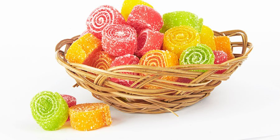colorful-candy. cbd guide for beginners. cbd edibles for beginners. Buy CBD edibles online USA.