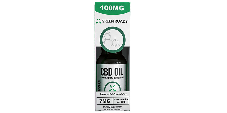greenroads cbd for stress and anxiety