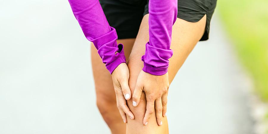physical injury running knee pain.