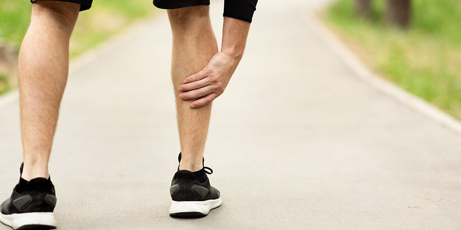 male-runner-is-suffering-from-calf-pain-on-jogging