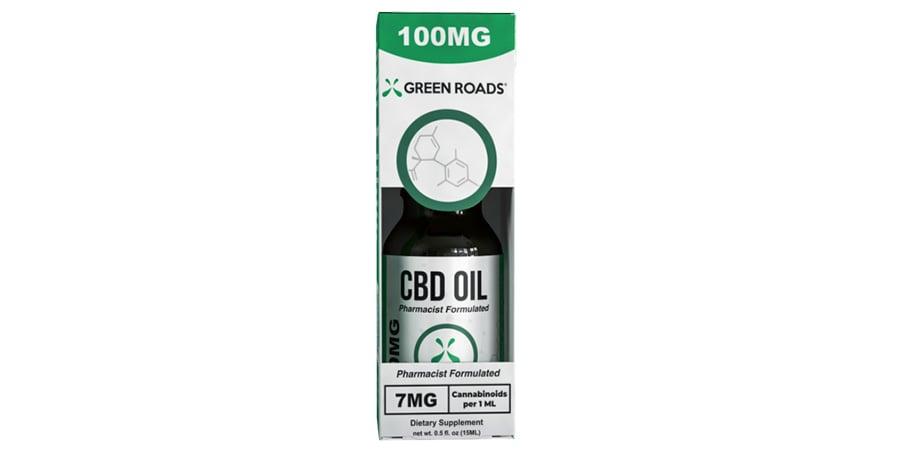 Green Roads cbd tincture oil buy online USA.