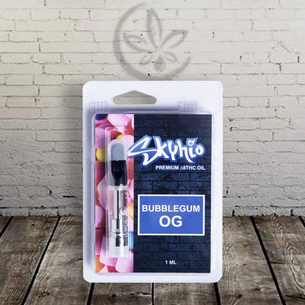 Skyhio Delta 8 THC Vape Cartridges