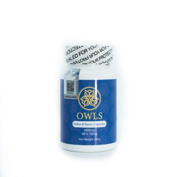 owls delta 8 capsules