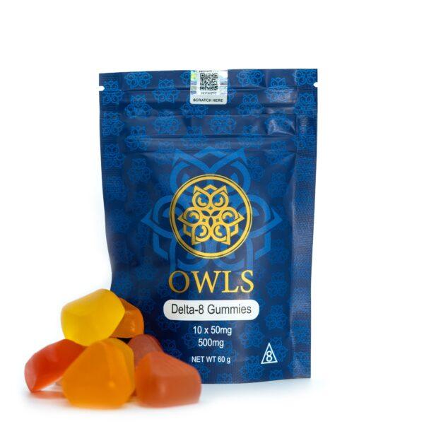 owls delta 8 gummies thc
