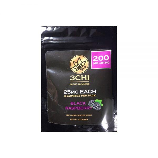 3Chi Delta 8 THC Gummies 200mg