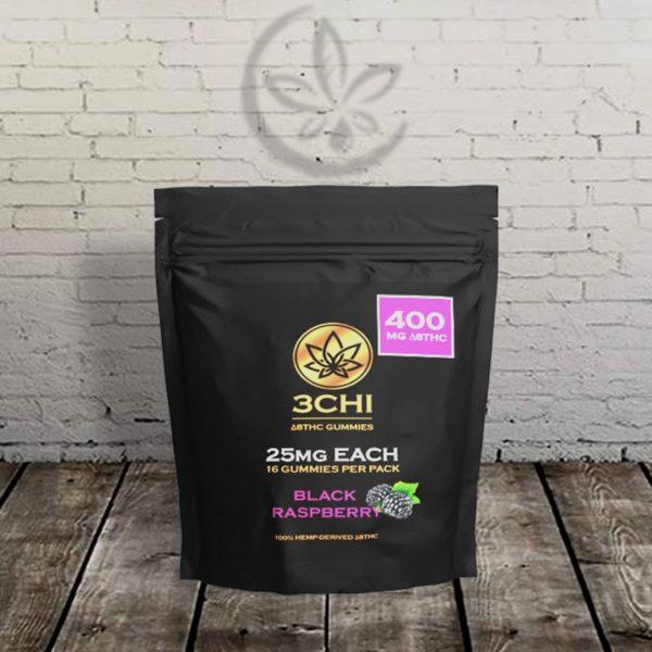 3Chi Delta 8 THC Gummies