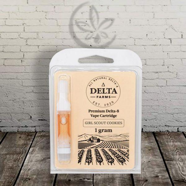 Delta Farms Delta 8 THC Cartridge