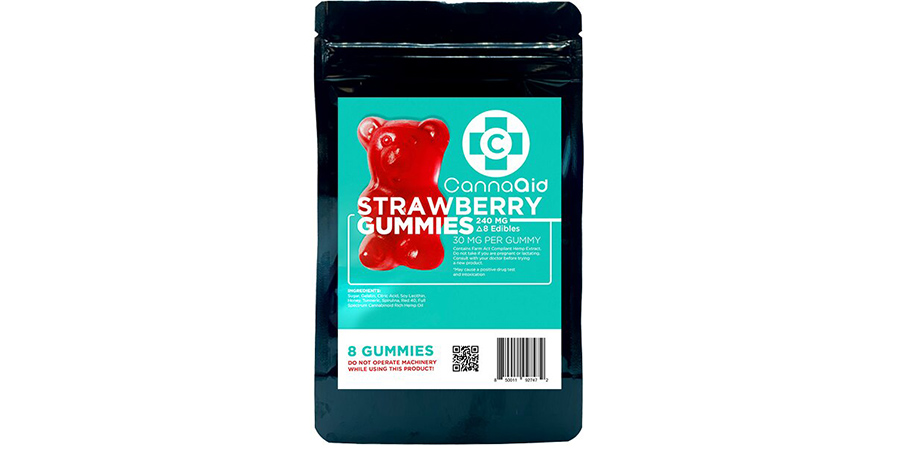 delta 8 thc strawberry gummies for sale