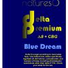 natures8 delta 8 thc cbg Blue Dream 1ml Vape Cartridge