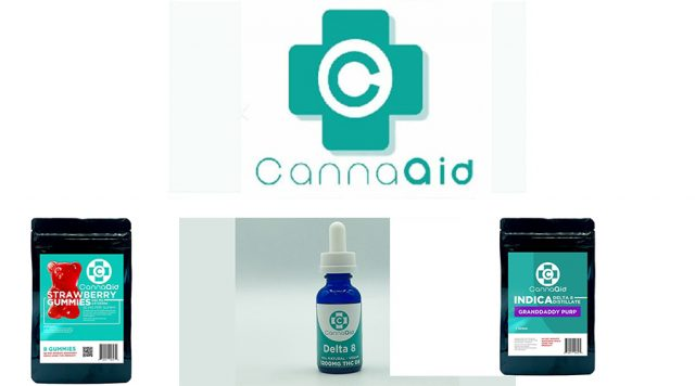 canna aid delta 8 thc products for sale. canna aid delta-8 review.