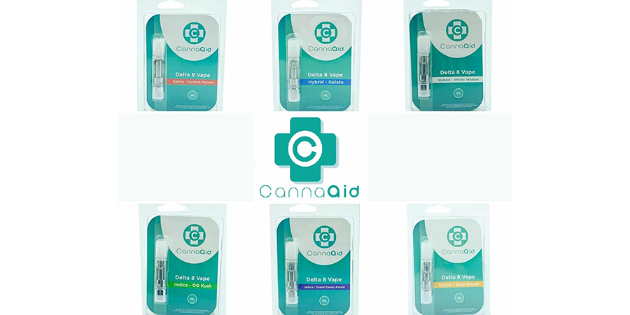cannaaid delta 8 thc product reviews