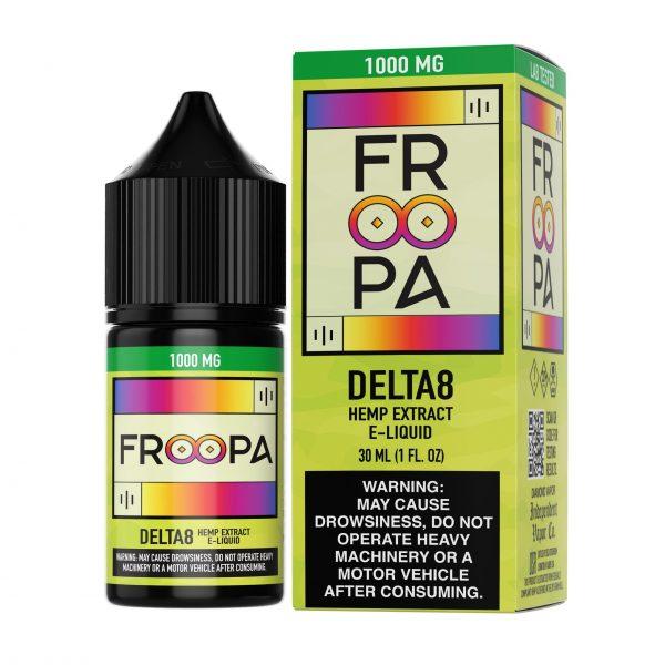 FROOPA DELTA-8 THC E-LIQUID