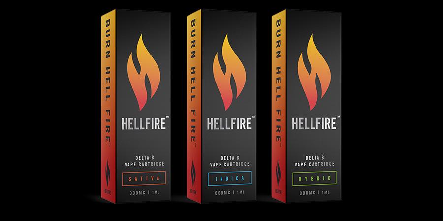 hellfire delta-8 vape cartridges for sale at greatcbdshop.com
