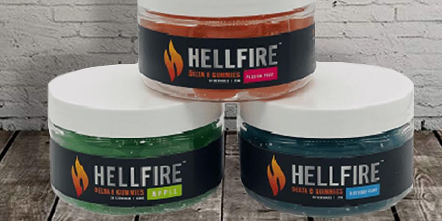 hellfire delta 8 gummies for sale