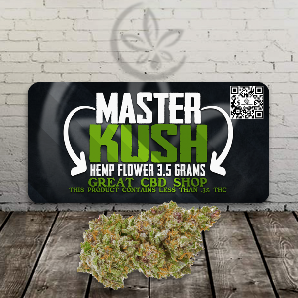 Master Kush Indoor Hemp