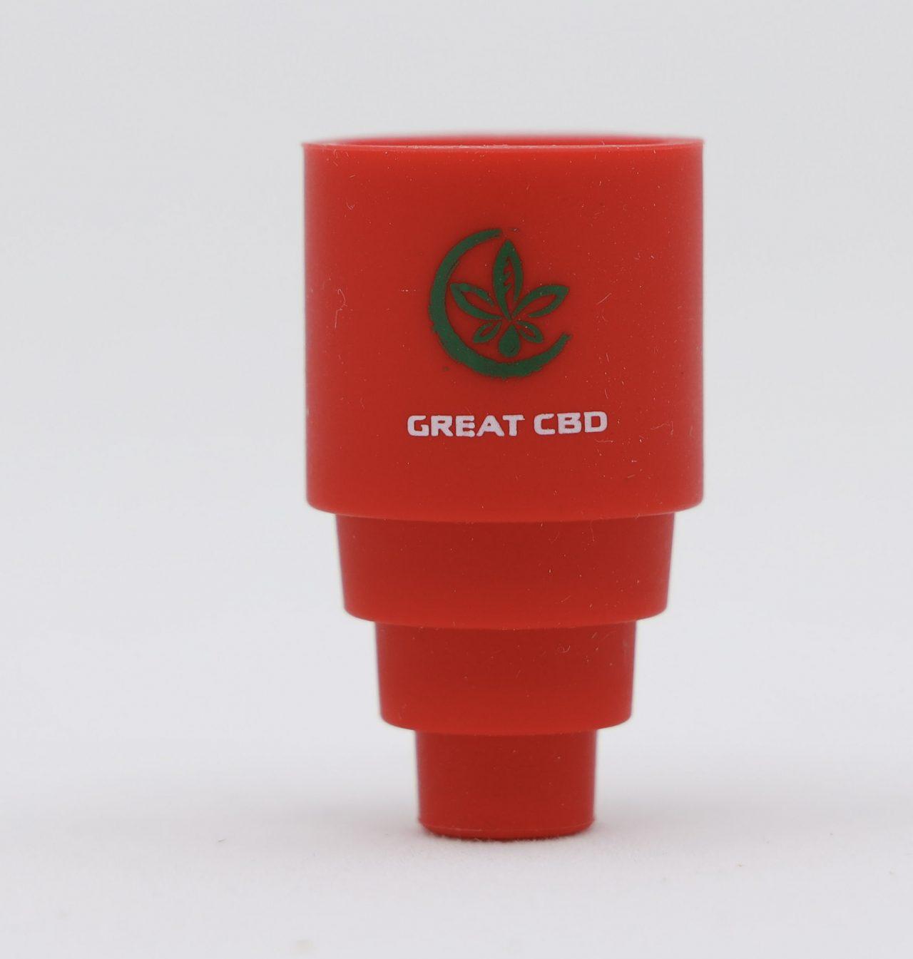 Great CBD Shop G Cap DabCap 3