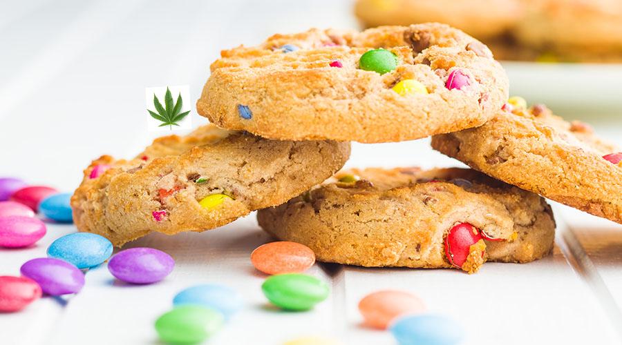 snap dragon edibles for sale. Delta 8 THC edible cookies.