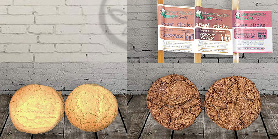 edible cbd hemp products. delta 8 THC edibles.