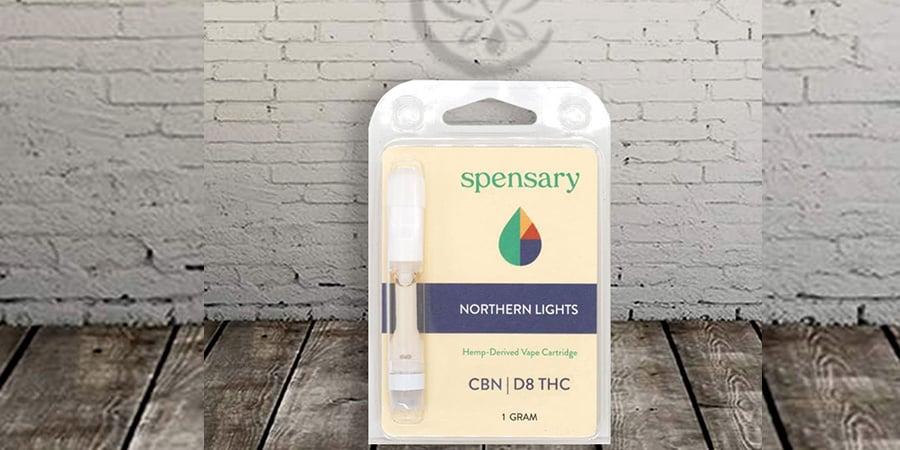 Spensary-CBN/Delta-8 Vape Cartridge 1 Gram