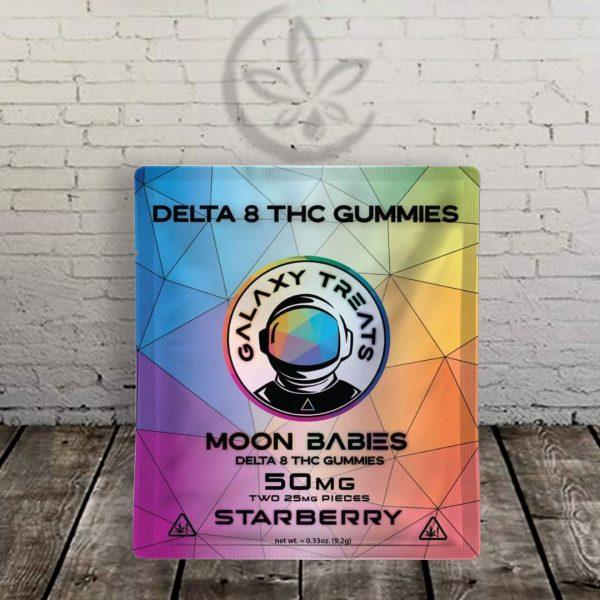 Galaxy Treats Delta-8 THC Gummies
