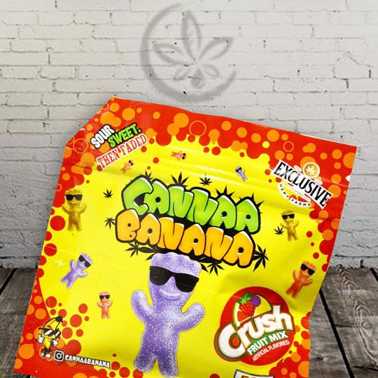Cannaa Banana CrushFruit Great Cbd Shop