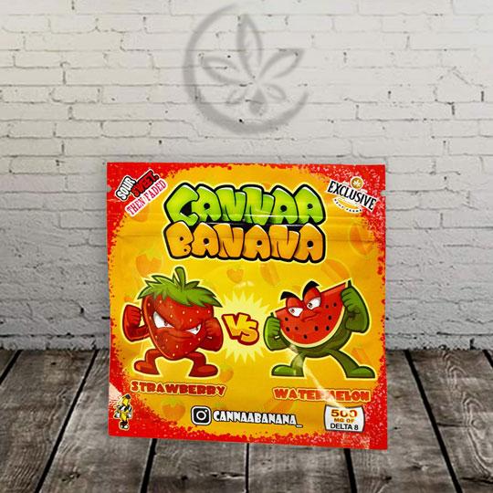 Cannaa Banana StrawVsWat Great Cbd Shop
