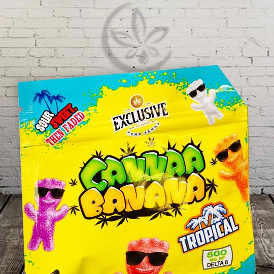 Cannaa Banana Tropical Great Cbd Shop