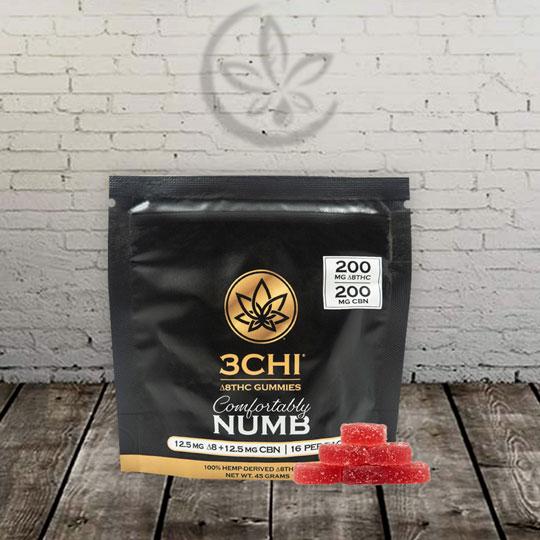 3chi_comfortable_numb_gummies_Great_Cbd_Shop