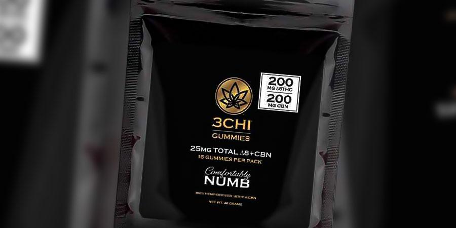 3chi comfortably numb gummies
