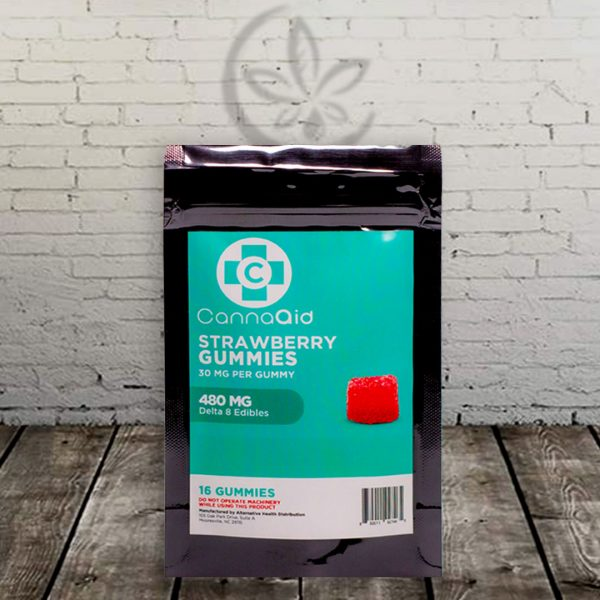 Canna Aid 30mg gummy Great Cbd Shop