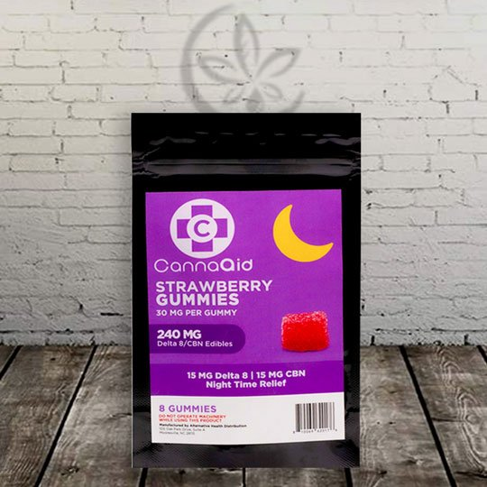 CannaAid Delta8 Cbn 1:1 Gummies Great Cbd Shop