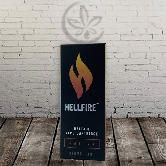 Hell Fire Delta 8 Cartridge Great Cbd Shop