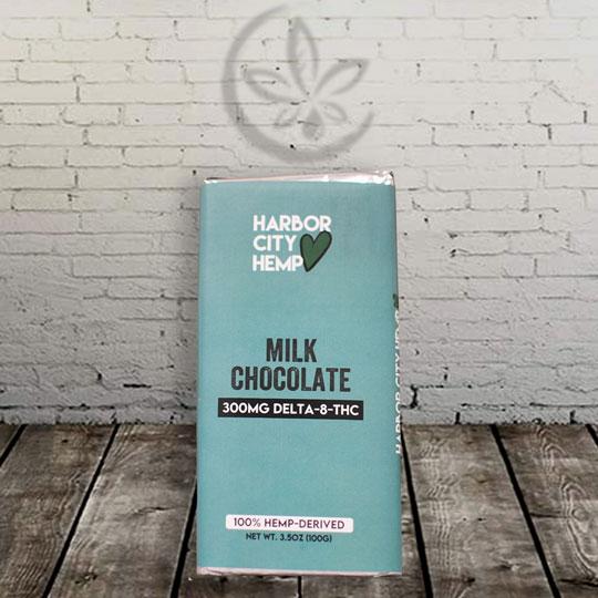 HCH Dark Chocolate Bar D8 Great Cbd Shop