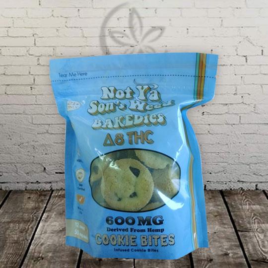 Not Ya Son's Weed Edible Bites