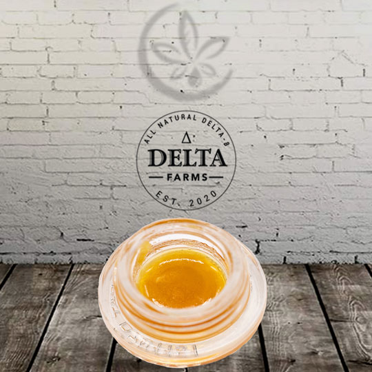 Delta Farms D8 Live Resin Sauce