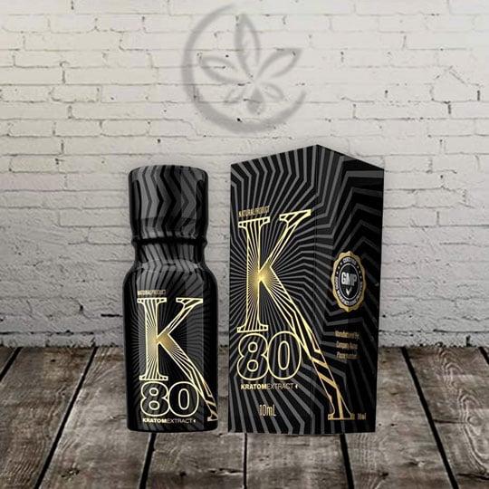 K80 Kratom Extract Shot