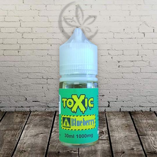 Toxic Delta 8 THC Vape Juice 1000mg/2500mg