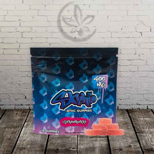 Skyhio Delta 8 THC Gummies