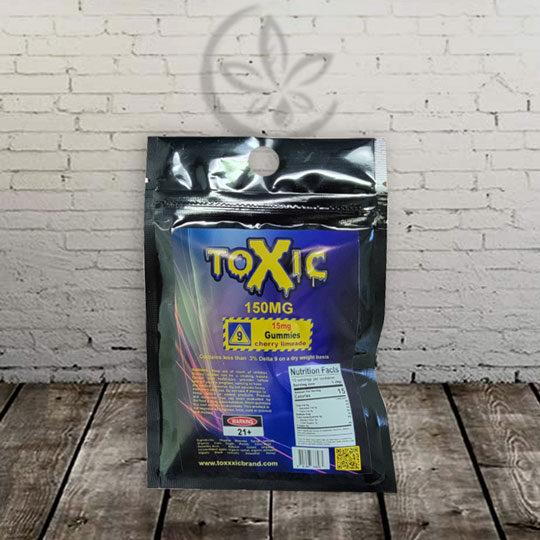 Toxic Delta 9 (legal) Gummies